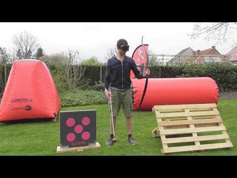 Archery tag - Hoe boogschieten met ons pijl en boog spel