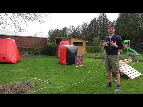 Hoe speel je archery tag? Speluitleg van pijl en boog spel
