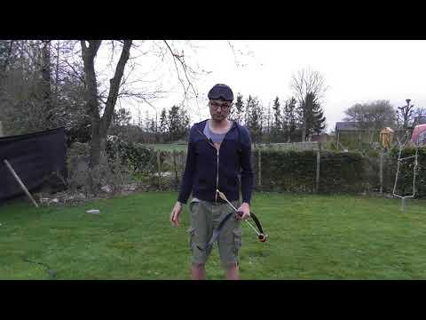 Archery tag spelvariant : Hunger games