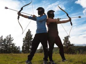 Archery tag Ronse